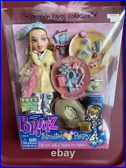 Mga Bratz Slumber Party Meygan Original Nib Nrfb 10 Fashion Doll Sealed New