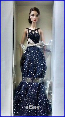 Midnight Star Elise Elyse Jolie 2013 Fashion Royalty Convention NRFB Integrity