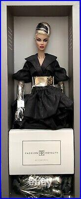 Mothership Dania Zarr Integrity Toys Fashion Royalty W Club Doll Nrfb In Hand