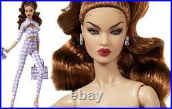 NEW FASHION ROYALTY Nadja Fit to Print W Club Exclusive doll NRFB