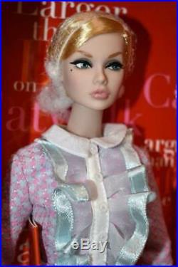 NEW Integrity FR Fashion Royalty BIG EYES POPPY PARKER Doll Supermodel RARE NRFB
