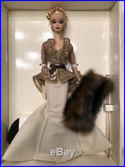 NRFB 2002 CAPUCINE Silkstone Barbie Doll FASHION MODEL COLLECTION B0146