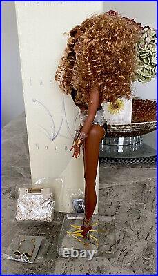 NRFB FASHION ROYALTY Adèle Makéda Exotica ultra limited edition 2002-ON SALE