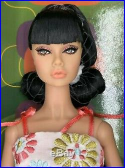 NRFB Fashion Royalty Bossa Nova Beauty Poppy Parker Complete NEW