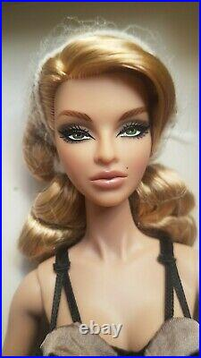 NRFB JUST A TEASE MADEMOISELLE JOLIE ISHA BOUDOIR FASHION ROYALTY Doll 12 INCH