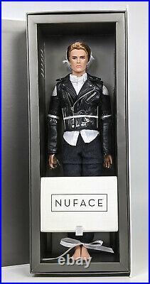 NRFB Level Of Suspense Lukas Maverick NuFace Fashion Royalty Homme Doll NEW