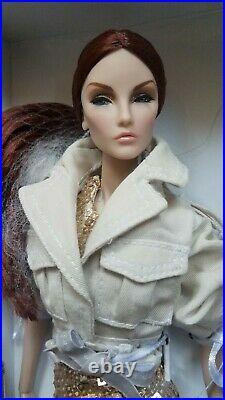 NRFB MONTAIGNE MARKET JASON WU ELISE FASHION ROYALTY INTEGRITY Doll ELYSE FR