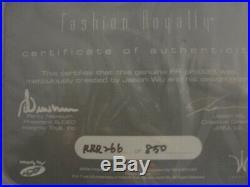 NRFB NU FACE LUKAS ROCK RINGMASTER Fashion Royalty Jason Wu FREE SHIPPING