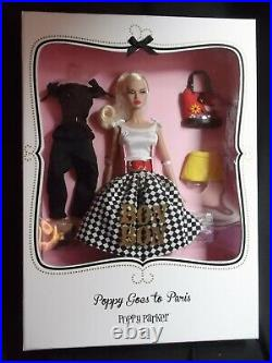 NRFB Ooh La La! Poppy Parker Fashion Royalty Doll 2016 W Club Exclusive