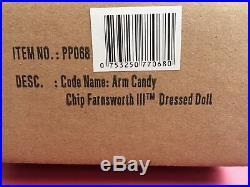 NRFB POPPY PARKER CHIP FARNSWORTH ARM CANDY INTEGRITY Doll FR FASHION ROYALTY
