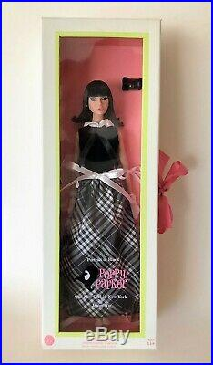 NRFB POPPY PARKER Doll PORTRAIT IN BLACK Rare 2009 Fashion Royalty Jason Wu