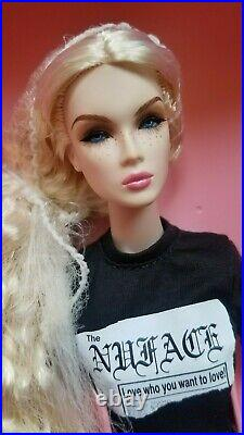 NRFB RELIABLE SOURCE EDEN BLAIR NU FACE FASHION ROYALTY INTEGRITY Doll 12