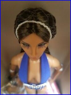 NRFB SEDUISANTE ELYSE JOLIE LA FEMME FASHION ROYALTY INTEGRITY Doll 12 ELISE