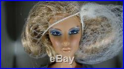 Nrfb Fashion Royalty 2009 W Club Exclusive Pewter Natalia Le 17 Of 180 Very Rare