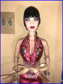 Nrfb Fashion Royalty Fierce Subject Kyori Sato Jason Wu Integrity Toys New 91043