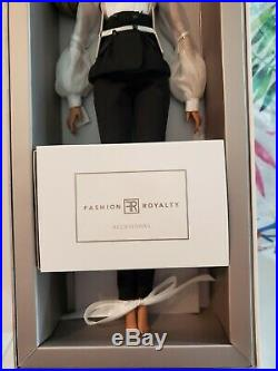 Nrfb Fashion Royalty Upgrade W Club Exclusive Le Tuxedo Eugenia Perrin Frost
