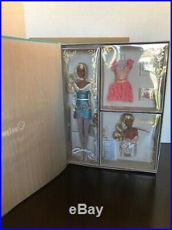 NuFACE Fashion Royalty Integrity Doll Sweet Dreams Nadja Rhymes NRFB