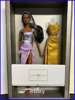 OCEAN DRIVE Agnes Von Weiss mini gift set Fashion Royalty NRFB