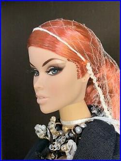 Obsidian Society Vanessa Perrin Fashion Royalty Jason Wu 12 Doll Nrfb
