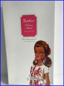 Palm Beach Fashion Model Collection Barbie Dolls NRFB -Lot of 3 dolls
