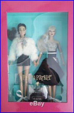 Poppy Parker Split Decision gift set NRFB Fashion Royalty by Integrity Toys 2018