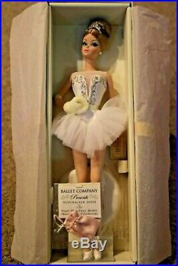 Prima Ballerina Silkstone Barbie Gold Label Fashion Model Collection NRFB