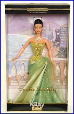 RAREEXOTIC BEAUTY Style Set TREASURE HUNT BarbieNRFB