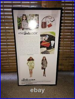 RARE The Barbie Look CITY CHIC STYLE Barbie Doll KARL LAGERFIELD NRFB