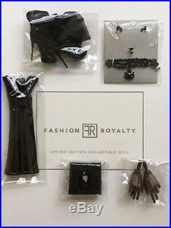 SWEET VENOM Jordan NRFB Fashion Royalty Integrity Toys