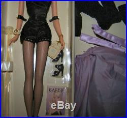 Silkstone Barbie Fashion Model Gift Set #29654 NRFB Gold Label