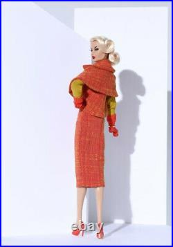 TANGIER TANGERINE- CONSTANCE MADSSEN E59th COLLECTION FASHION ROYALTY NRFB