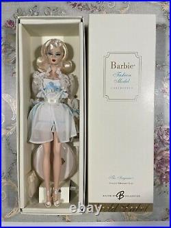 THE INGENUE BARBIE Doll, Fashion Model SILKSTONE Gold Label, 2006, NEW, NRFB