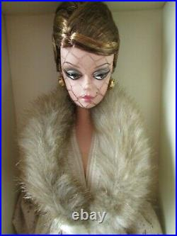 THE INTERVIEW SILKSTONE BARBIE NRFB Fashion Model Gold Label, MINT, #K7964