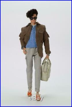 The Monarchs Natural Selection Noah Faraday Fashion Figure Integrity- NRFB