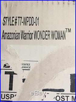 Tonner Tyler 16 DC STARS AMAZONIAN WONDER WOMAN Dressed Fashion Doll NRFB LE250