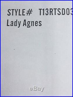 Tonner Tyler ANTOINETTE 16 DUCHESS LADY AGNES Dressed Fashion Doll NRFB LE 100