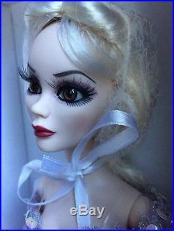 Tonner Wilde Imagination EVANGELINE GHASTLY GOTHIC MIST 18.5 FASHION Doll NRFB