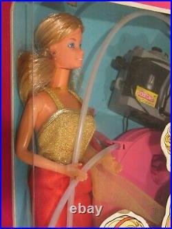 Vintage 1977 Superstar Era Fashion Photo Barbie Doll Nrfb #2210