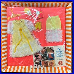 Vintage Barbie 1969 Skipper Fashion Eeny Meeny Midi MIB NRFB