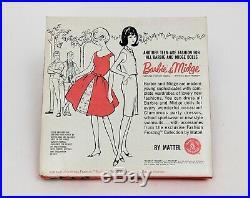Vintage Mattel Barbie #1672 Club Meeting Mod Era Fashion 1964 Sealed NRFB