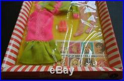 Vintage Mint NRFB MOC Mattel Barbie & Stacy Fashion #1858 Fancy Dancy