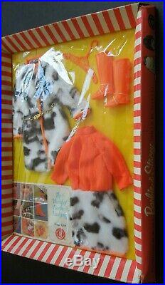 Vintage Mint NRFB MOC Mattel Barbie & Stacy Fashion #1873 Plush Pony