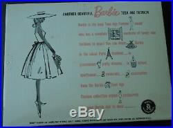 Vintage NRFB MIB MOC Mattel Barbie Fashion #981 Busy Gal