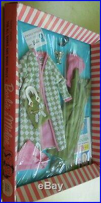 Vintage NRFB MIB MOC Mattel Barbie & Midge Fashion #1643 Poodle Parade with SPIKES