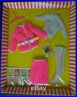 Vintage NRFB MIB NRFP Mattel Barbie & Stacy Fashion #1813 Snug Fuzz